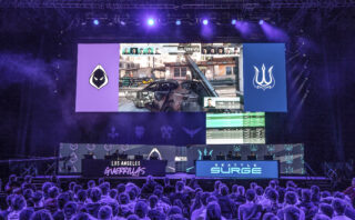 The Seattle Surge had an easy time moving from in-person to online play in the Call of Duty League. Photo by Robert Paul