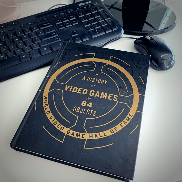 A History of Video Games book