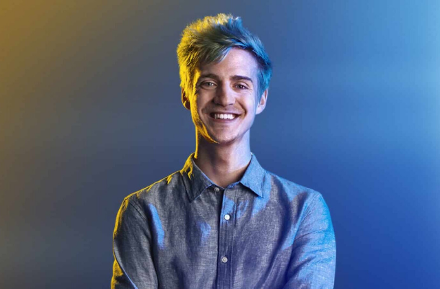 Surprising Nobody Ninja Is Now Streaming Live On Youtube